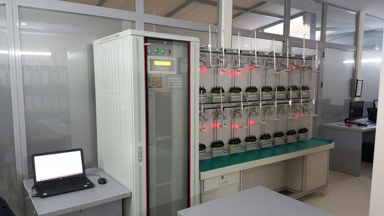 KP-S3000 Three phase energy meter test bench